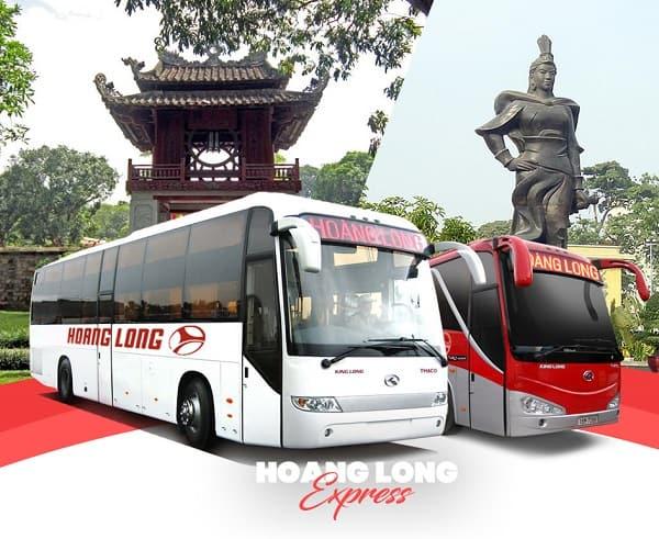 Xe khách Sài Gòn Đà Nẵng. 10 nhà xe chạy tuyến Sài Gòn Đà Nẵng tốt nhất. Xe Hoàng Long