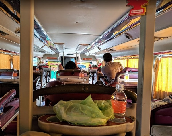 Danh sách các nhà xe chạy tuyến Hà Nội Đà Nẵng. Nhà xe Vạn Lục Tùng