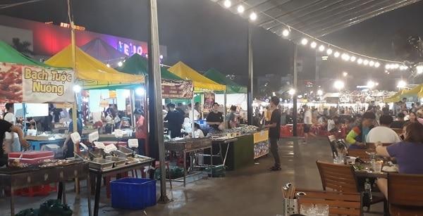Review chợ đêm Helio Đà Nẵng mới nhất. Chợ đêm Helio Đà Nẵng ở đâu, có gì chơi?