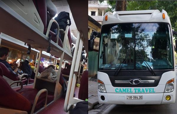 Tổng hợp xe khách Hà Nội đi Đà Nẵng mới nhất. Camel Travel