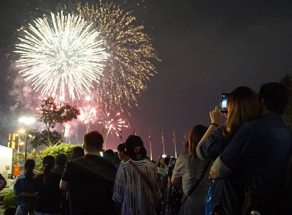 Địa điểm xem bắn pháo hoa tết âm lịch ở Đà Nẵng. Lịch bắn pháo hoa Đà Nẵng tết nguyên đán