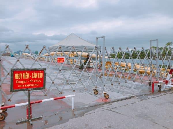 Lịch bắn pháo hoa tết nguyên đãn ở Đà Nẵng mới nhất. Công tác chuẩn bị bắn pháo hoa tết âm lịch ở cầu Nguyễn Văn Trỗi Đà Nẵng