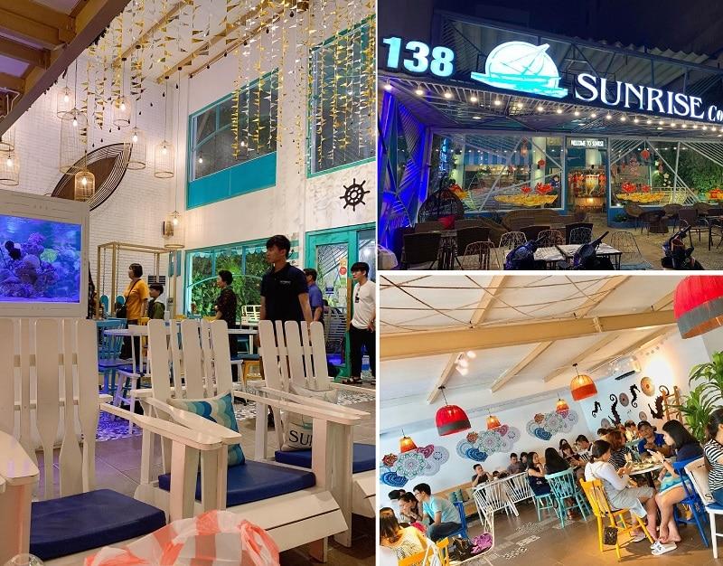 Quán cafe đẹp ở bán đảo Sơn Trà, Đà Nẵng view đẹp, bao CHẤT. Ở bán đảo Sơn Trà nên đi quán cà phê nào ngon, chất, check in hot.
