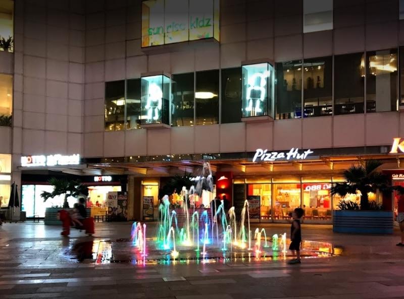 Chỗ chơi ở Cầu Giấy. Cầu Giấy có gì chơi? Trung tâm thương mại Indochina Plaza Hà Nội