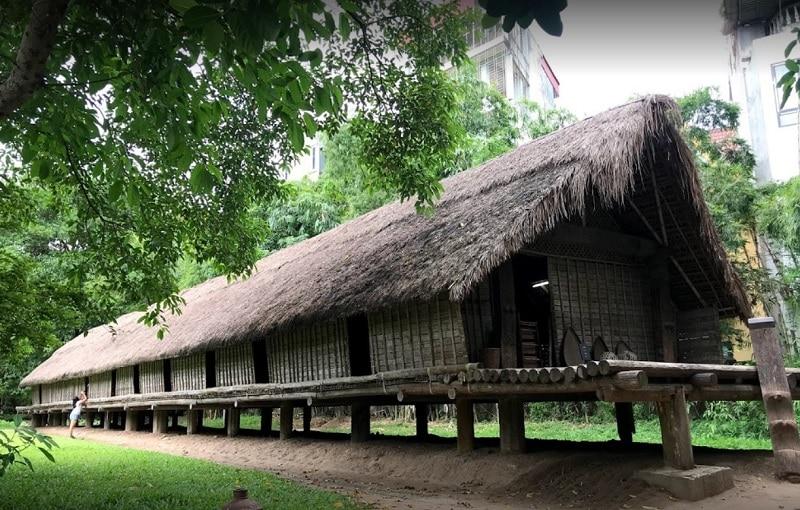 Cầu Giấy có gì chơi? Chỗ chơi ở Cầu Giấy. Bảo tàng dân tộc học Việt Nam