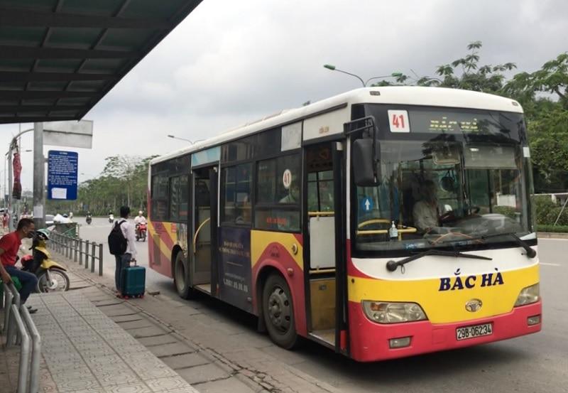 Hướng dẫn du lịch quanh Hà Nội bằng xe bus. Du lịch nội thành Hà Nội bằng xe bus