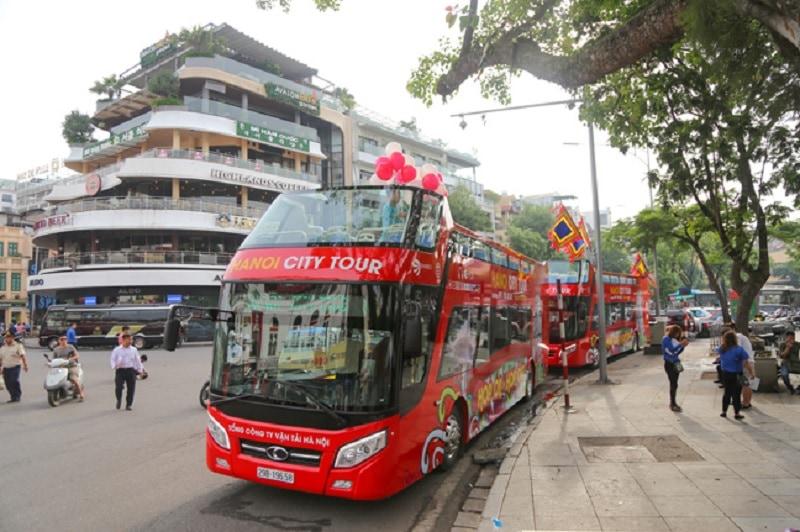 Hướng dẫn du lịch quanh Hà Nội bằng xe bus. Phượt Hà Nội bằng xe bus