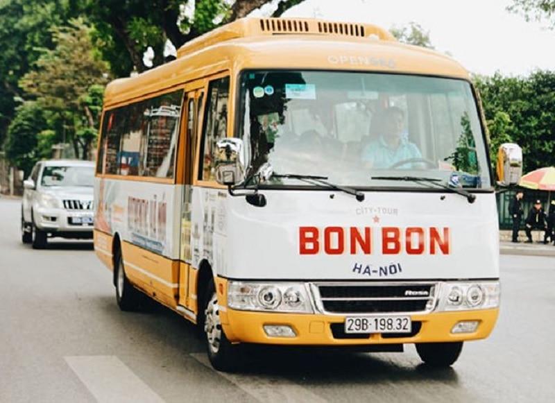 Hướng dẫn du lịch quanh Hà Nội bằng xe bus. Các địa điểm du lịch Hà Nội bằng xe bus