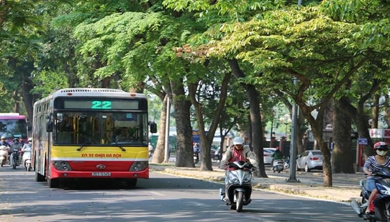 Hướng dẫn du lịch quanh Hà Nội bằng xe bus. Đi chơi Hà Nội bằng xe bus