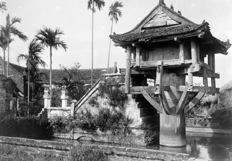 Hướng dẫn tham quan chùa Một Cột Hà Nội. Chùa Một Cột ở đâu?