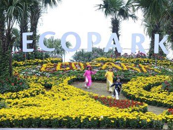 XÕA cuối tuần với kinh nghiệm đi chơi Ecopark 2020 chi tiết. Hướng dẫn, cẩm nang du lịch Ecopark đầy đủ đường đi, ăn chơi vui