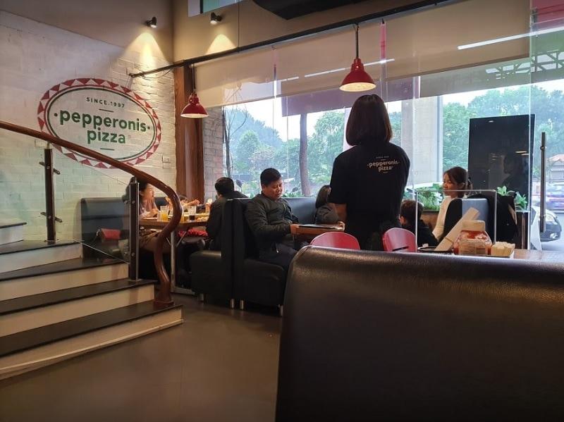 Quán ăn ngon Hà Đông. Nhà hàng Pepperonis Trần Phú