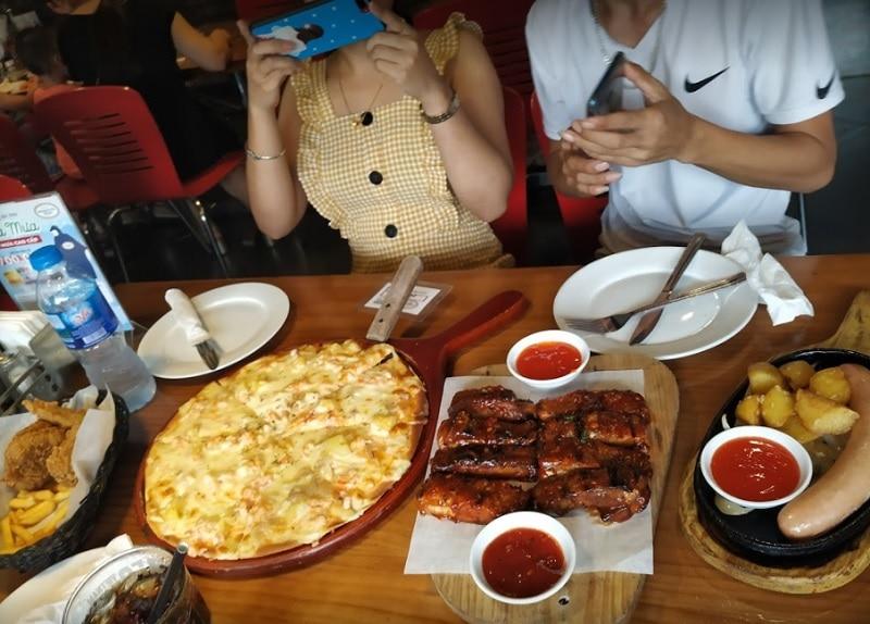 Quán ăn ngon Hà Đông. Quán ăn nhanh ở Hà Đông