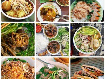 Quán ăn sáng ngon ở Hà Nội, quán ăn sáng ở quận Hoàn Kiếm