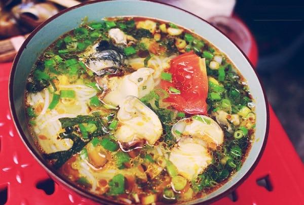 Quán bún ốc nổi tiếng ở Hà Nội, Bún ốc Giang – Lương Ngọc Quyến