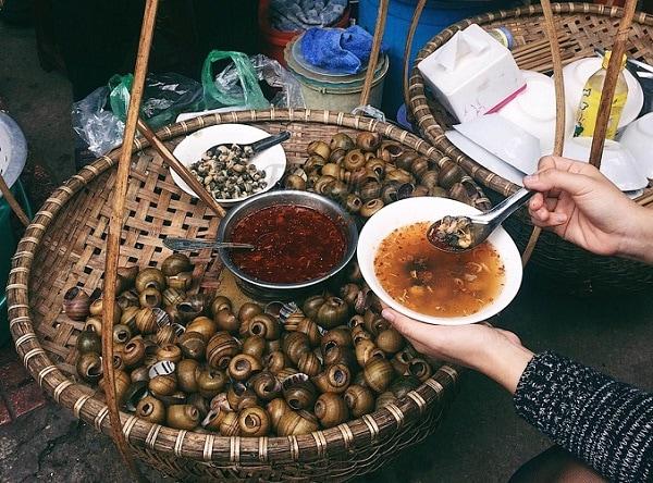 Ăn bún ốc ở đâu Hà Nội ngon nhất? Bún ốc nguội – Tây Sơn