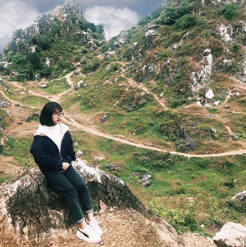 Đi chơi đâu cuối tuần ở Hà Nội. Núi Trầm. Review địa điểm đi chơi cuối tuần Hà Nội