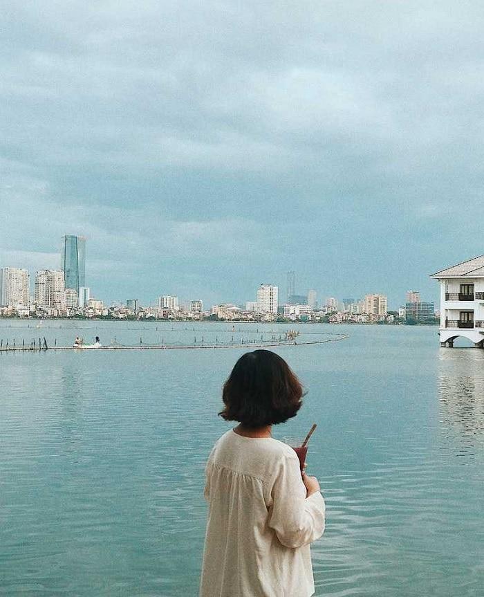 Ngất ngây với 15 địa điểm chụp ảnh đẹp ở Hà Nội miễn phí 100% - Du lịch Hà Nội 2021 - Thông tin chính thức
