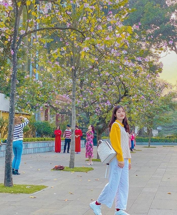 Ngất ngây với 15         vị trí chụp ảnh đẹp ở Hà Nội miễn phí 100% - Du lịch Hà Nội 2021 - Thông tin chính thức