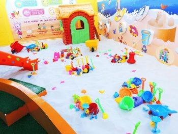những thông tin cơ bán hữu ích về khu vui chơi Tiniworld trẻ em vui nhộn, an toàn