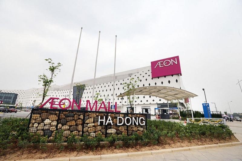 Giáng sinh ở Hà Nội nên đi đâu? Địa điểm check - in đẹp ở Hfa Nội dịp Noel. TTTM Aeon Mall Hà Đông