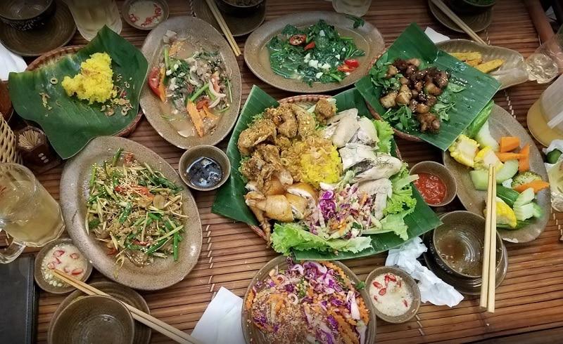 Các quán ăn ngon ở quận Đống Đa Hà Nội. Quán Quê, quán ăn bình dân quận Đống Đa Hà Nội