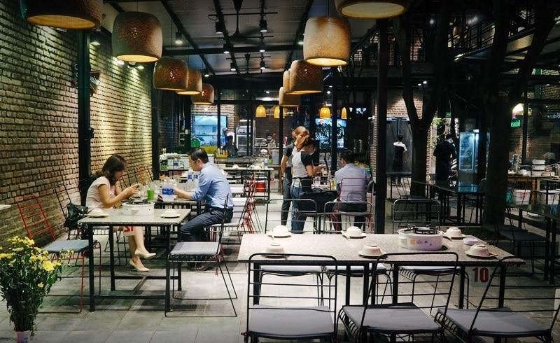 Các quán ăn ngon ở quận Đống Đa Hà Nội. Quán Hẻm Quán. Quán ăn đêm ngon ở Hà Nội Quận Đống Đa