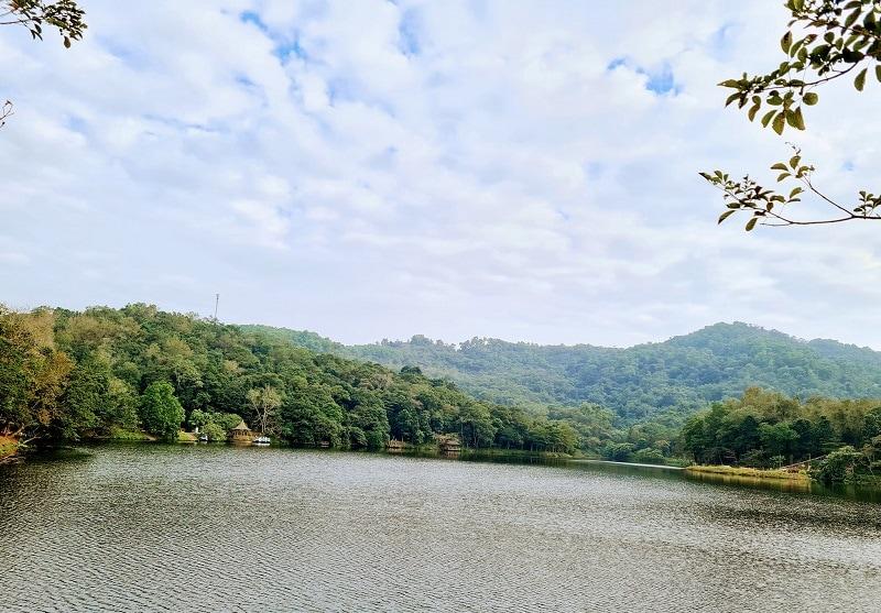 Kinh nghiệm du lịch Thiên Sơn Suối Ngà, phong cảnh Thiên Sơn Suối Ngà