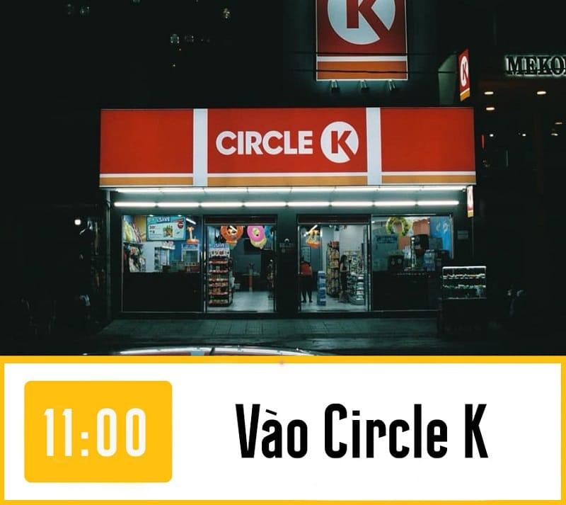 Đi đâu, chơi gì ở Hà Nội về đêm? Mua sắm ở CircleK