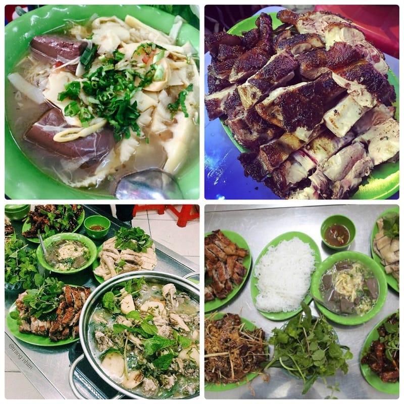 Vịt quay ngon Hà Nội, quán Lộc Vịt