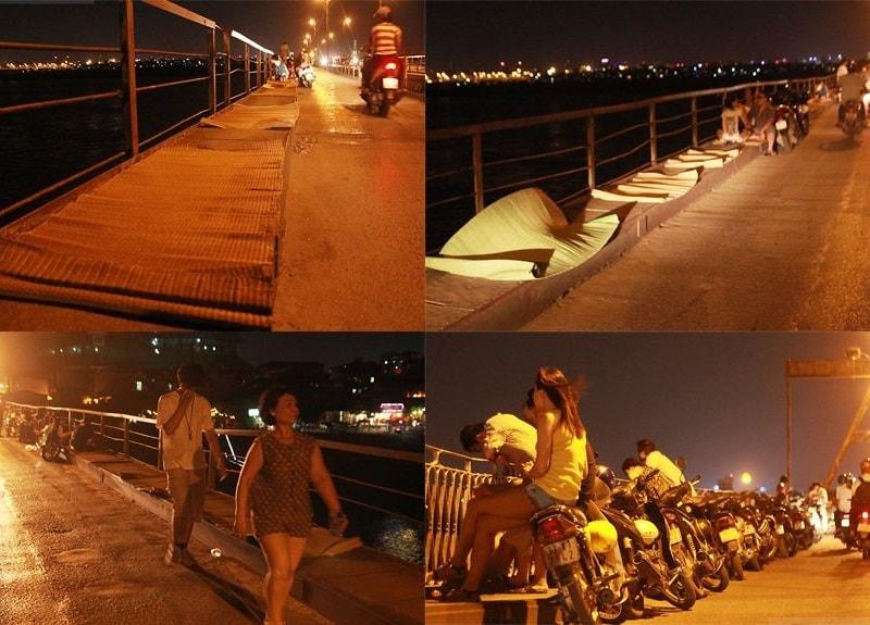 Chơi gì ở Hà Nội buổi tối? Cầu Long Biên