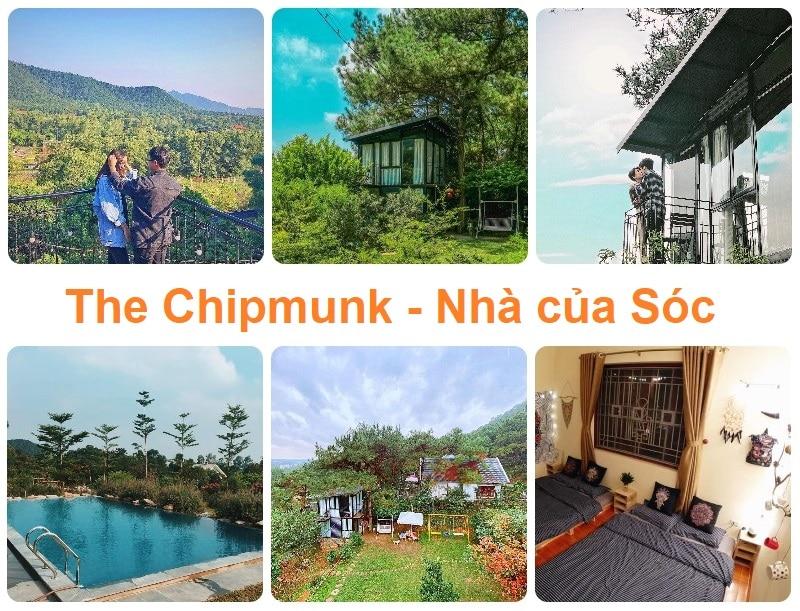 The Chipmunk, homestay giá rẻ ngoại thành Hà Nội