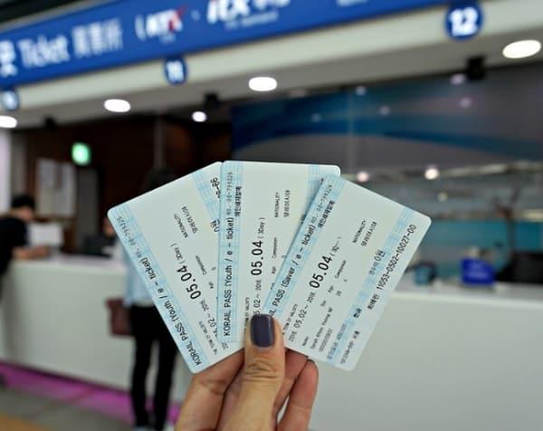 Cách di chuyển từ Busan đến đảo Nami. Hướng dẫn di chuyển từ Busan đến đảo Nami an toàn nhất. Đi lại từ Busan đến đảo Nami bằng tàu cao tốc