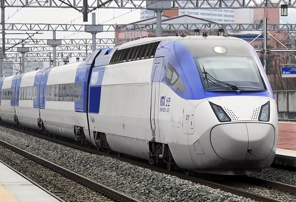 Đi từ sân bay Incheon đến Seoul bằng Korea Train EXpress