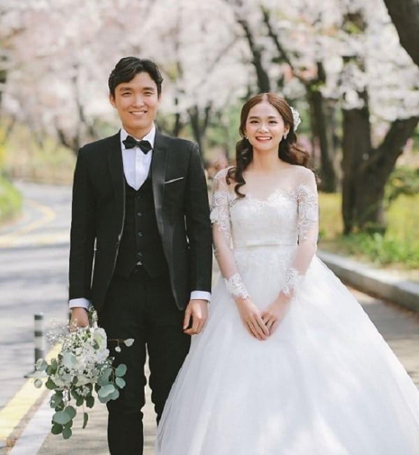Địa điểm chụp ảnh cưới ở Hàn Quốc. Địa điểm chụp ảnh cưới đẹp ở Hàn Quốc. Công Viên Yeouido