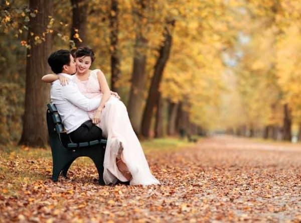 Địa điểm chụp ảnh cưới ở Hàn Quốc. Địa điểm chụp ảnh cưới đẹp nhất ở Hàn Quốc. Đảo Nami