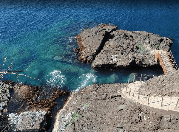 Địa điểm du lịch Hàn Quốc đẹp từ thiên đường. Đảo Ulleungdo