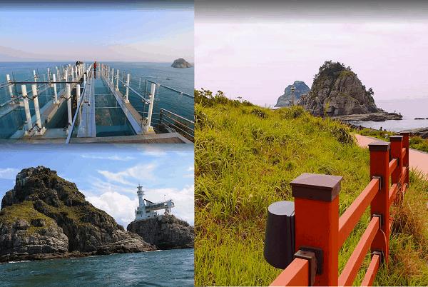 Địa điểm du lịch, check in đẹp nhất Hàn Quốc. Nên đi đâu chơi, tham quan ở Hàn Quốc? Oryukdo