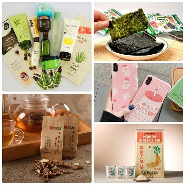 Du lịch Hàn Quốc nên mua gì làm quà tặng mọi người?