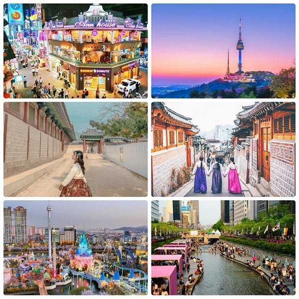 Du lịch Seoul, Hàn Quốc nên đi đâu, làm gì?