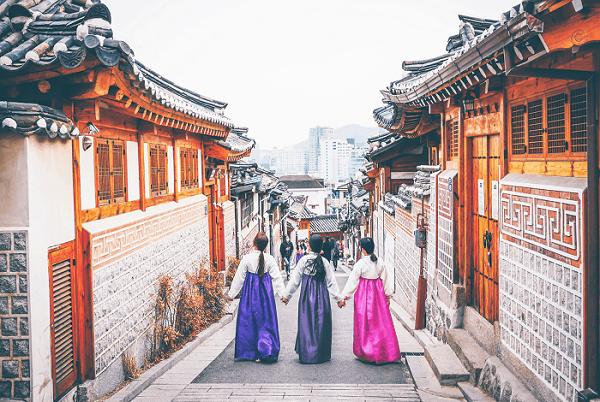 Đi đâu chơi gì ở Seoul, Check-in tại ngôi làng Bukchon Hanok