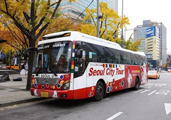 Du lịch Seoul Hàn Quốc nên làm gì? Đi một vòng Seoul bằng Seoul City Tour Bus