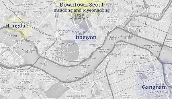 Du lịch Seoul nên ở đâu, đi Seoul nên đặt khách sạn khu nào?