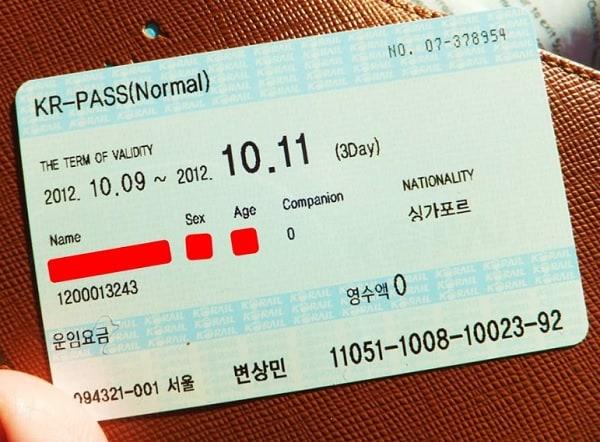 Hướng dẫn cách đi từ Busan đến Gangwon. Đi lại từ Busan đến Gangwon bằng tàu