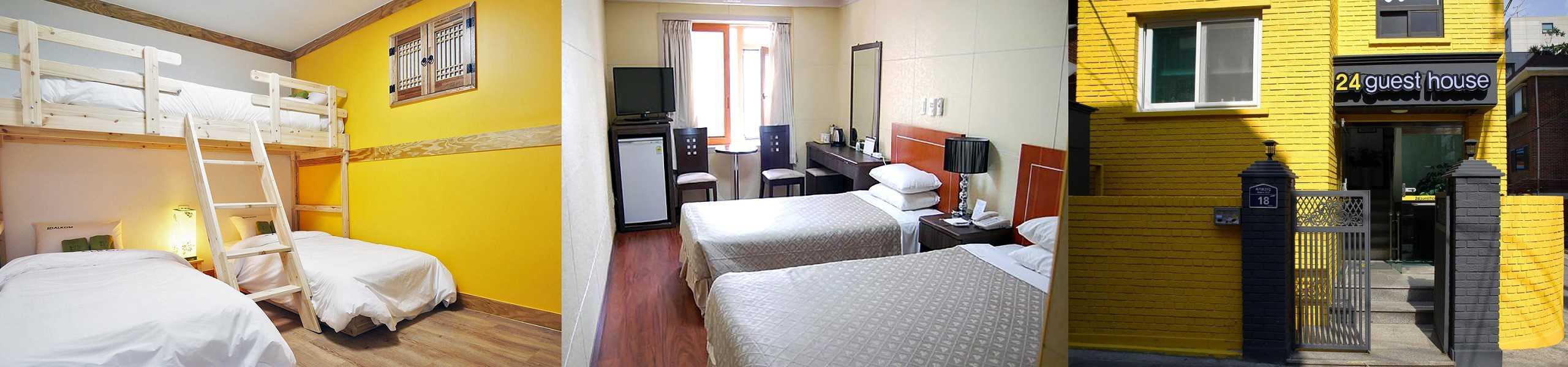Khách sạn bình dân, giá rẻ ở Hàn Quốc. Nên ở khách sạn nào khi du lịch Hàn Quốc?