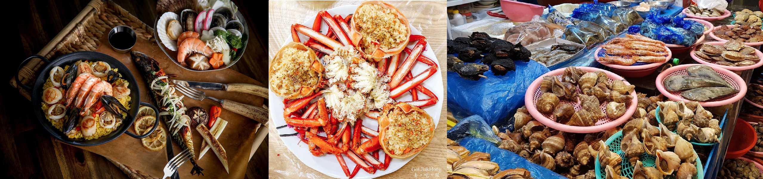 Món ăn hải sản tươi ngon và những quán ăn hải sản nổi tiếng ở Hàn Quốc