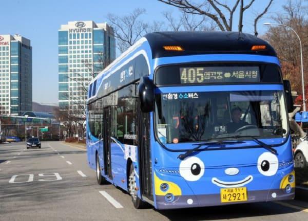 Phương tiện đi lại ở Hàn Quốc. Phương tiện công cộng ở Hàn Quốc. Xe bus nội thành