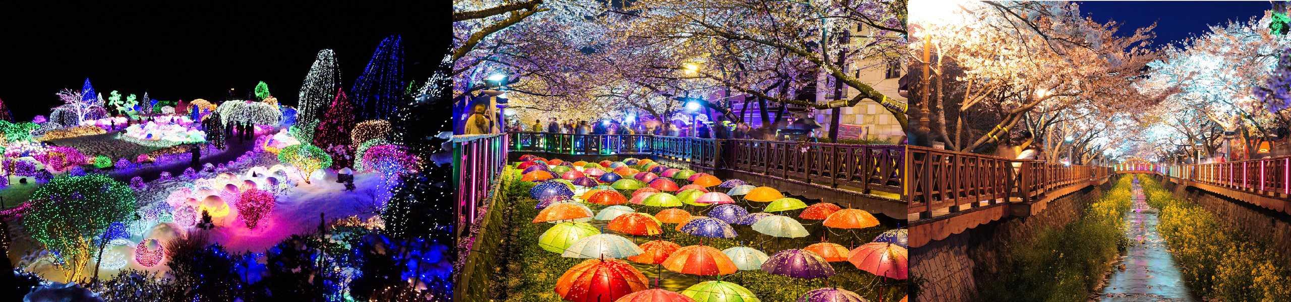 Sự kiện nổi bật, mới nhất ở Hàn Quốc
