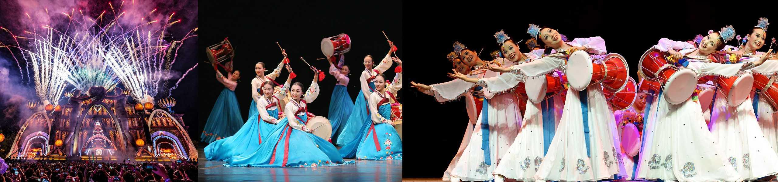 Sự kiện và lễ hội nổi bật ở Hàn Quốc