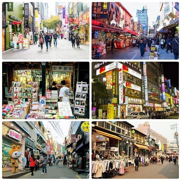 Các địa chỉ mua sắm giá rẻ ở Seoul, Hàn Quốc nổi tiếng nhất